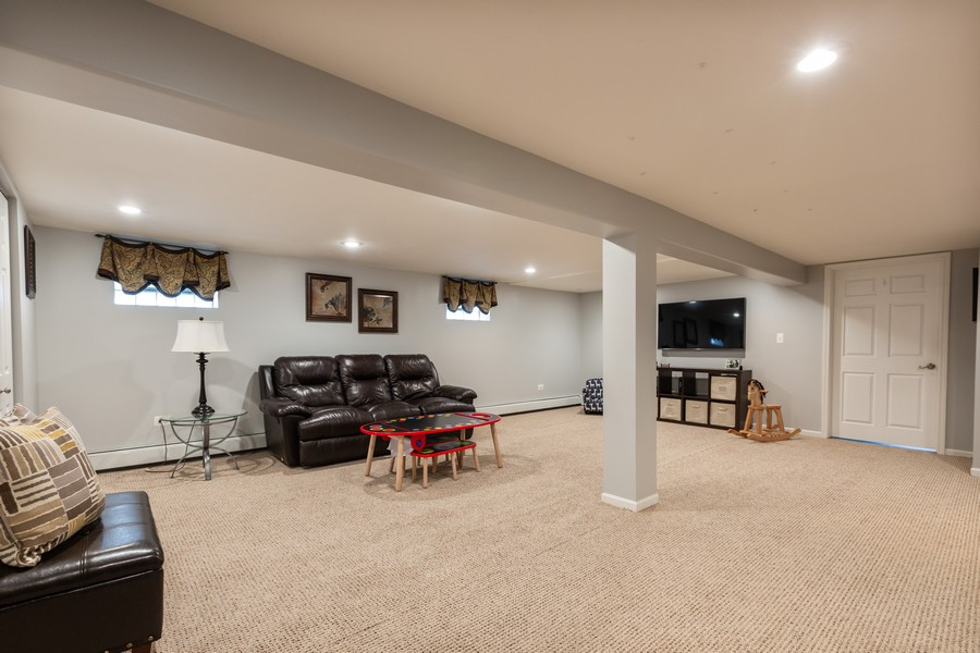 Real Estate Photography - 5519 S. Melvina Ave, Chicago, IL, 60638 - Basement