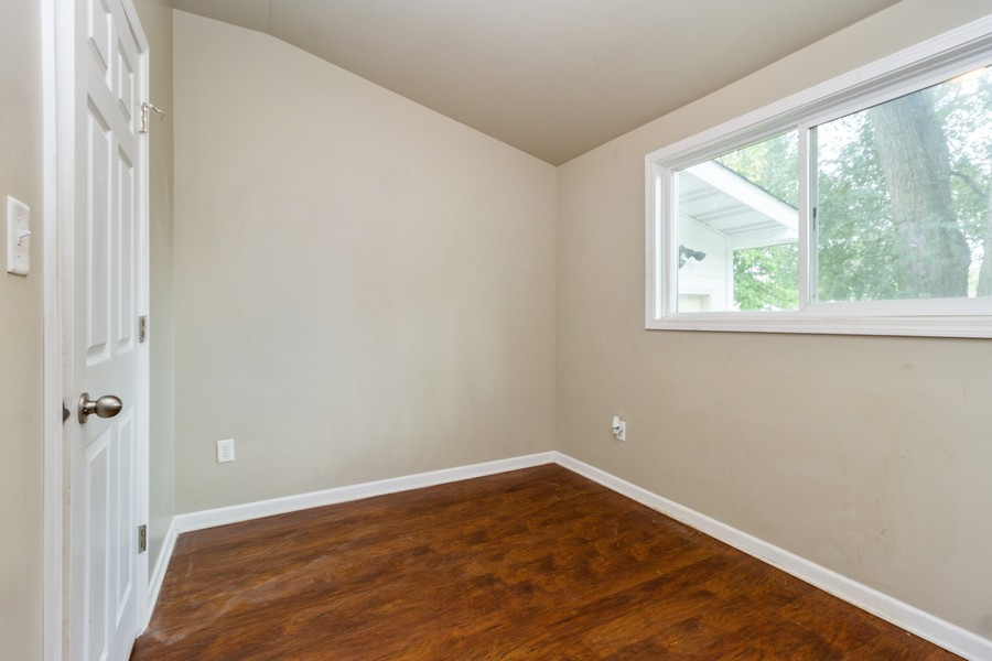 Real Estate Photography - 617 W River St, Momence, IL, 60954 - 2nd Bedroom