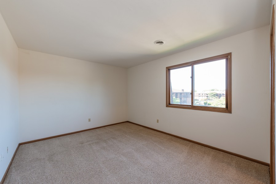 Real Estate Photography - 2117 45th Street #305, Highland, IN, 46322 - 2nd Bedroom