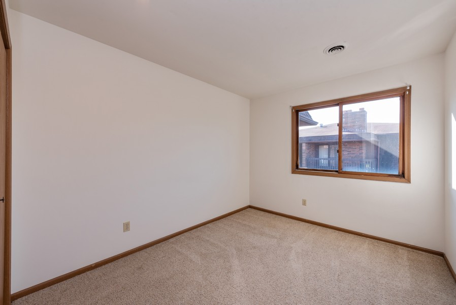 Real Estate Photography - 2117 45th Street #305, Highland, IN, 46322 - Bedroom