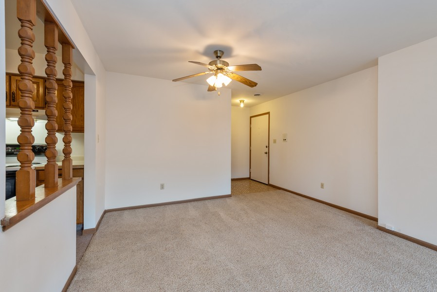 Real Estate Photography - 2117 45th Street #305, Highland, IN, 46322 - Dining Room