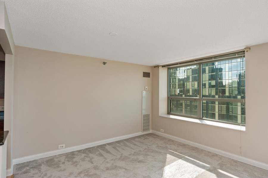Real Estate Photography - 474 N Lake Shore Dr, #3305, Chicago, IL, 60611 - Dining Room