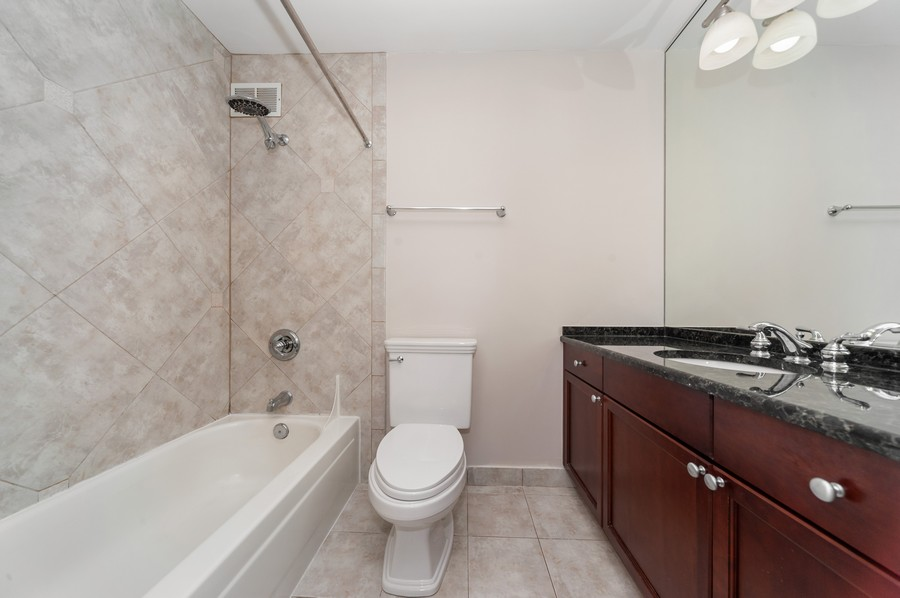 Real Estate Photography - 474 N Lake Shore Dr, #3305, Chicago, IL, 60611 - Bathroom