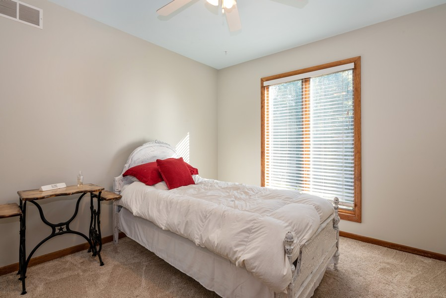 Real Estate Photography - 803 Surrey Lane, Algonquin, IL, 60102 - 2nd Bedroom