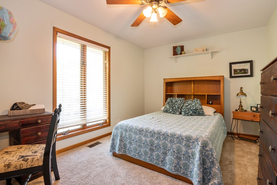Real Estate Photography - 803 Surrey Lane, Algonquin, IL, 60102 - 3rd Bedroom