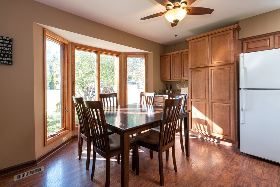 Real Estate Photography - 803 Surrey Lane, Algonquin, IL, 60102 - Breakfast Area