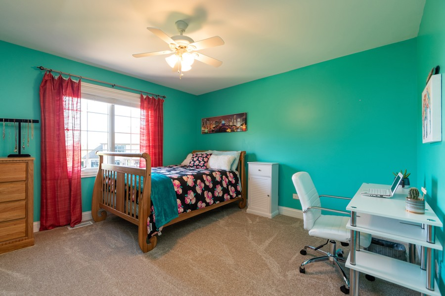 Real Estate Photography - 11082 Siena Drive, Frankfort, IL, 60423 - 3rd Bedroom