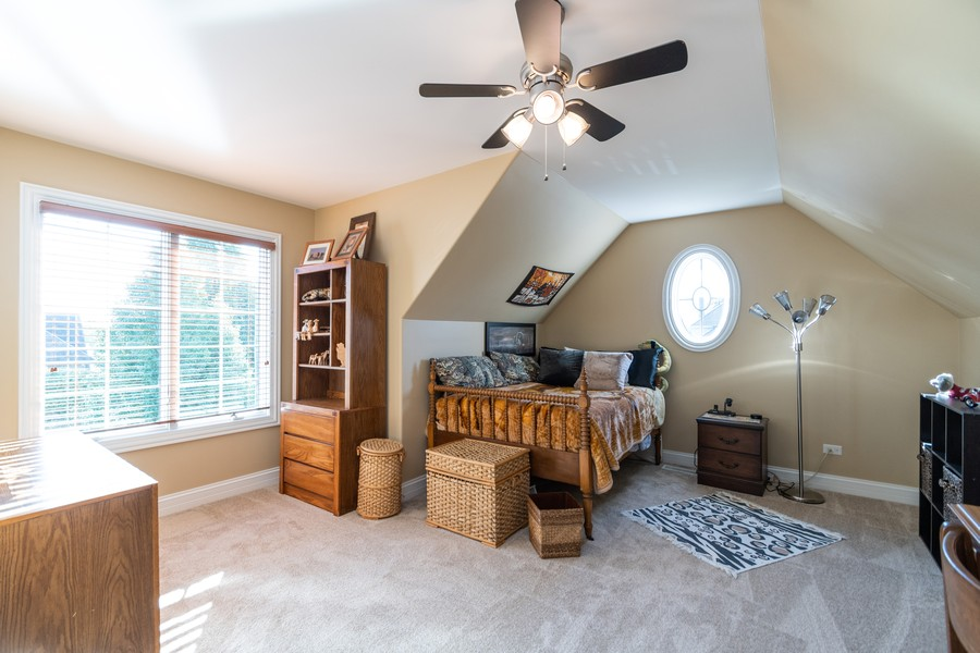 Real Estate Photography - 11082 Siena Drive, Frankfort, IL, 60423 - Bonus Room