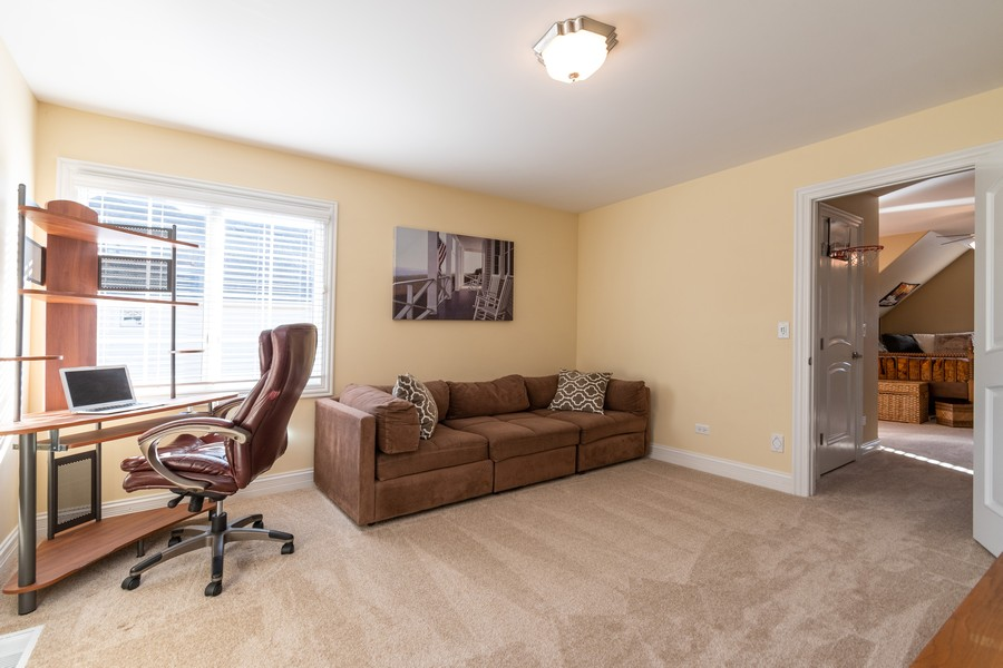 Real Estate Photography - 11082 Siena Drive, Frankfort, IL, 60423 - 4th Bedroom