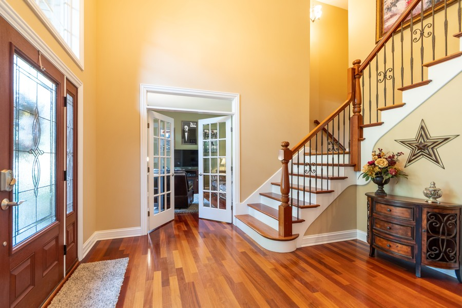 Real Estate Photography - 11082 Siena Drive, Frankfort, IL, 60423 - Foyer
