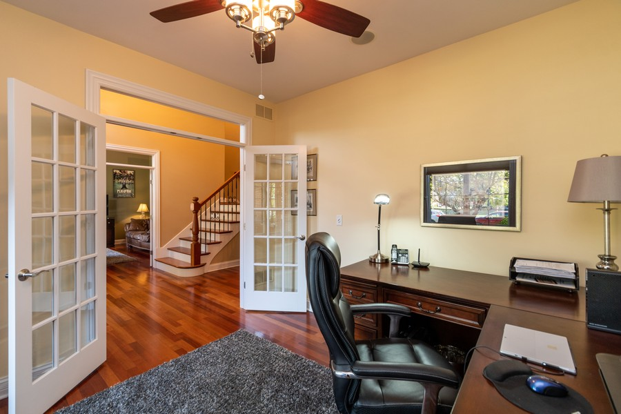 Real Estate Photography - 11082 Siena Drive, Frankfort, IL, 60423 - Office