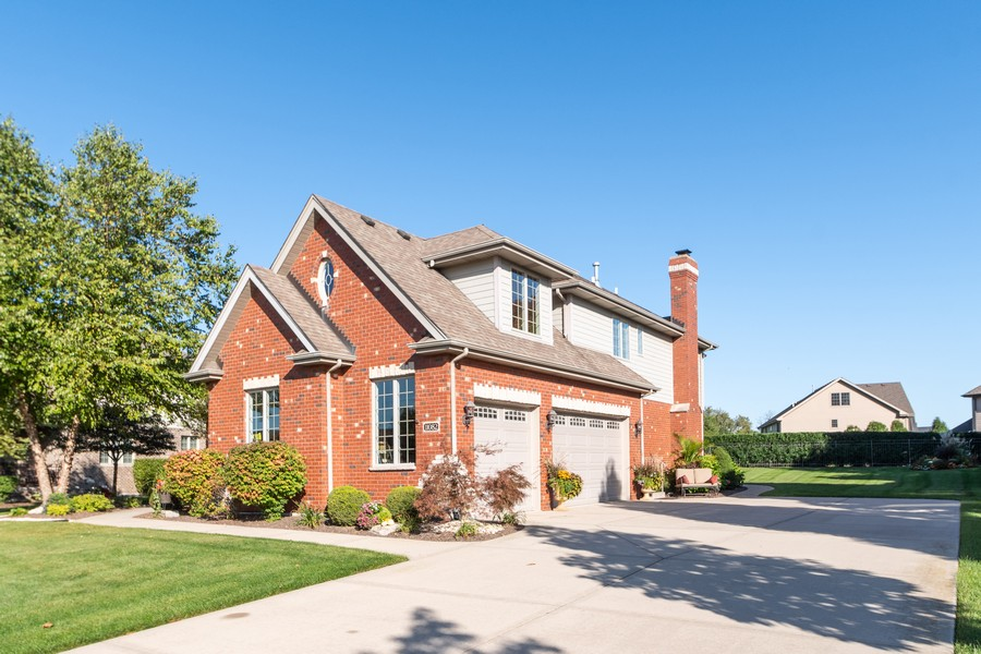 Real Estate Photography - 11082 Siena Drive, Frankfort, IL, 60423 - Front View