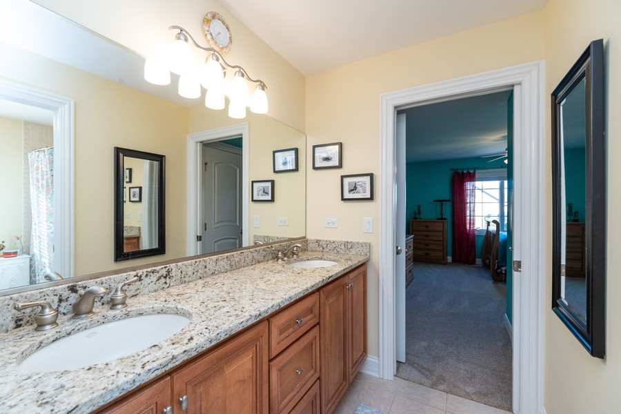 Real Estate Photography - 11082 Siena Drive, Frankfort, IL, 60423 - Bathroom