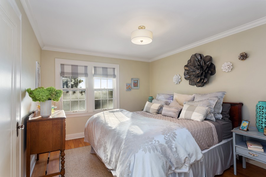 Real Estate Photography - 2311 Larchmont, Long Beach, IN, 46360 - 3rd Bedroom