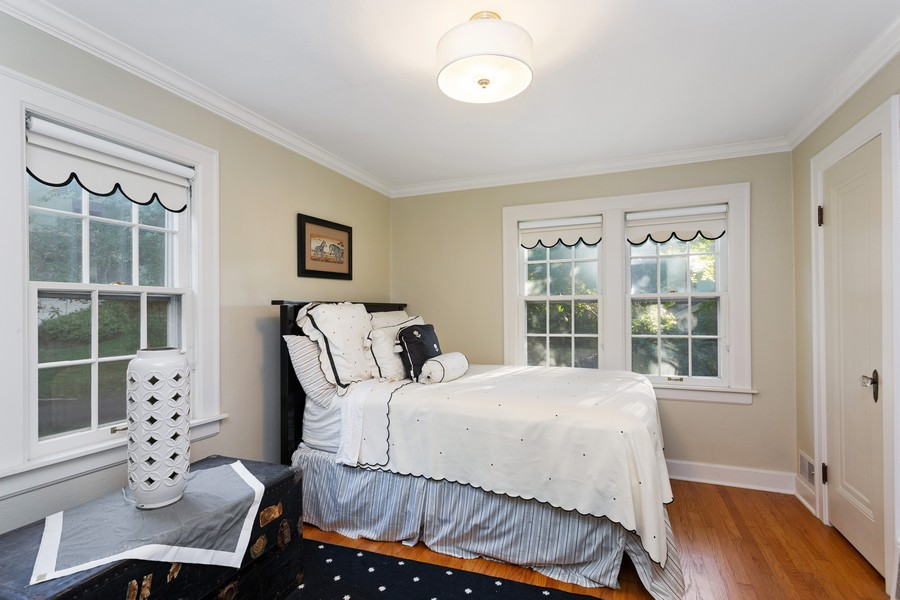 Real Estate Photography - 2311 Larchmont, Long Beach, IN, 46360 - 4th Bedroom