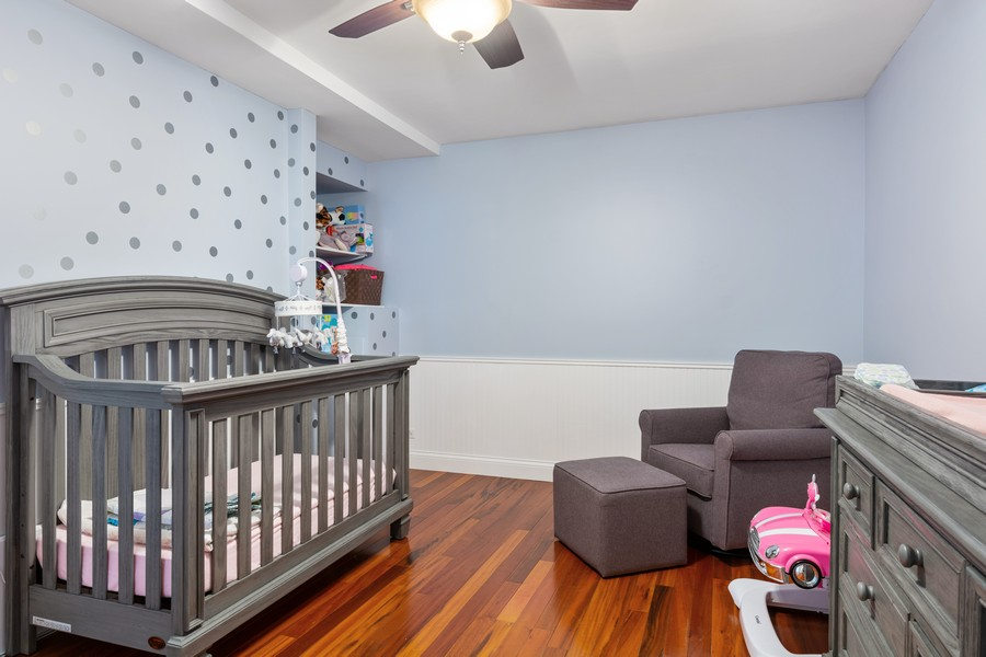 Real Estate Photography - 1540 N Claremont, 1E, Chicago, IL, 60622 - 3rd Bedroom