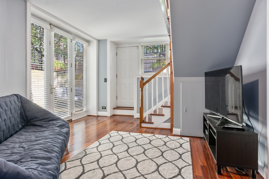 Real Estate Photography - 1540 N Claremont, 1E, Chicago, IL, 60622 - Lower Level