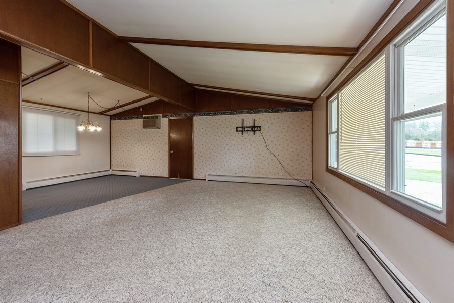 Real Estate Photography - 502 Gray Street, Horicon, WI, 53032 - Living Room