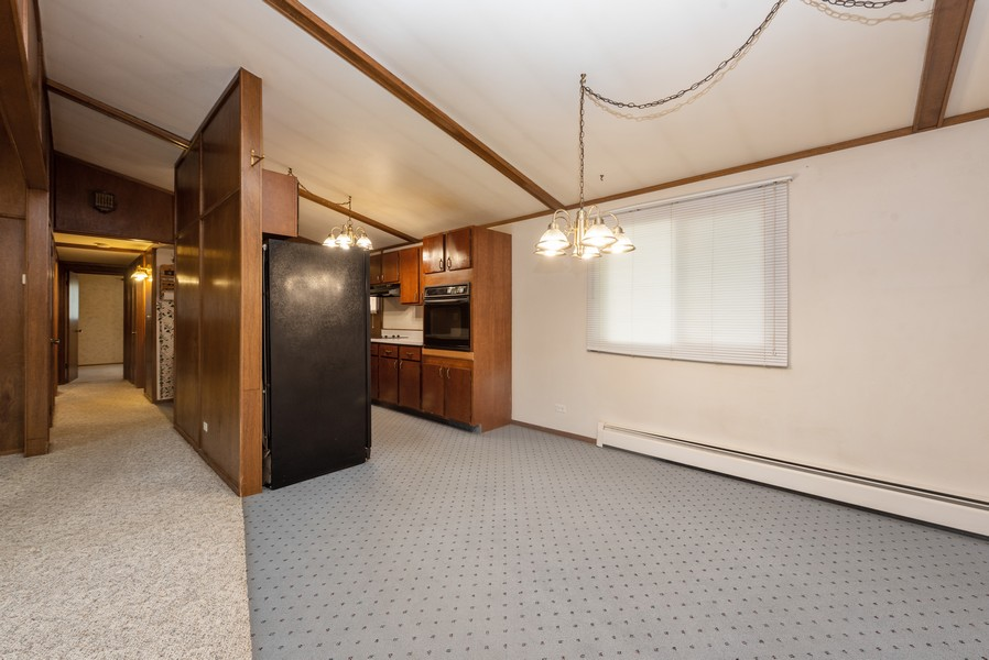 Real Estate Photography - 502 Gray Street, Horicon, WI, 53032 - Dining Room