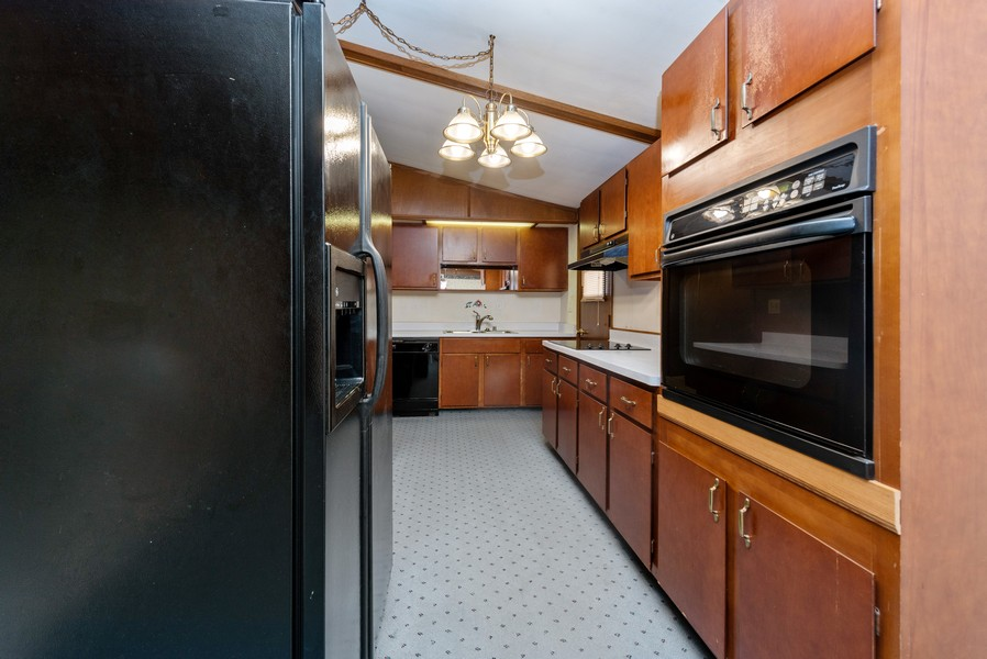 Real Estate Photography - 502 Gray Street, Horicon, WI, 53032 - Kitchen