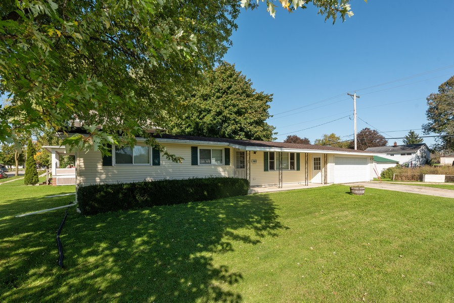 Real Estate Photography - 502 Gray Street, Horicon, WI, 53032 - Front View