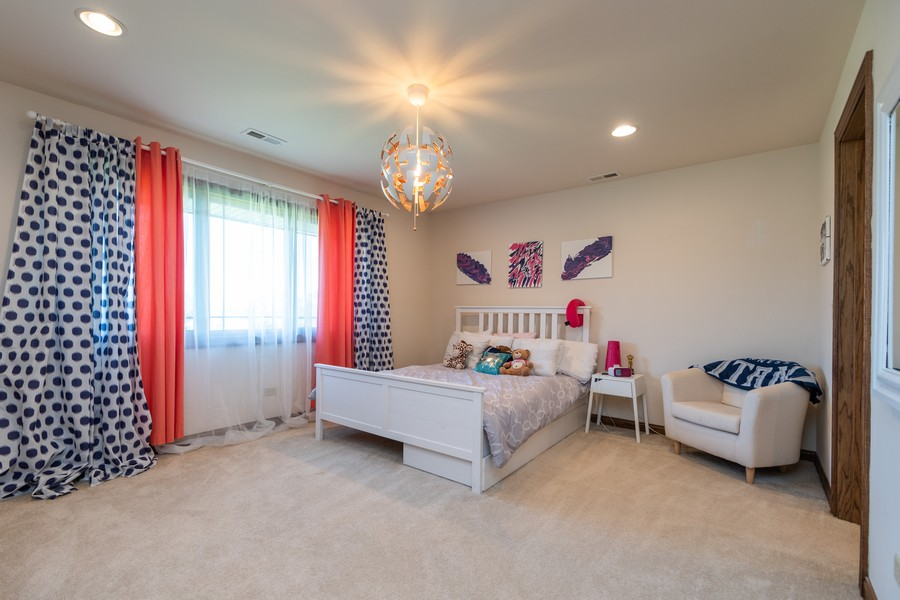 Real Estate Photography - 5336 175th Street, Tinley Park, IL, 60477 - 2nd Bedroom