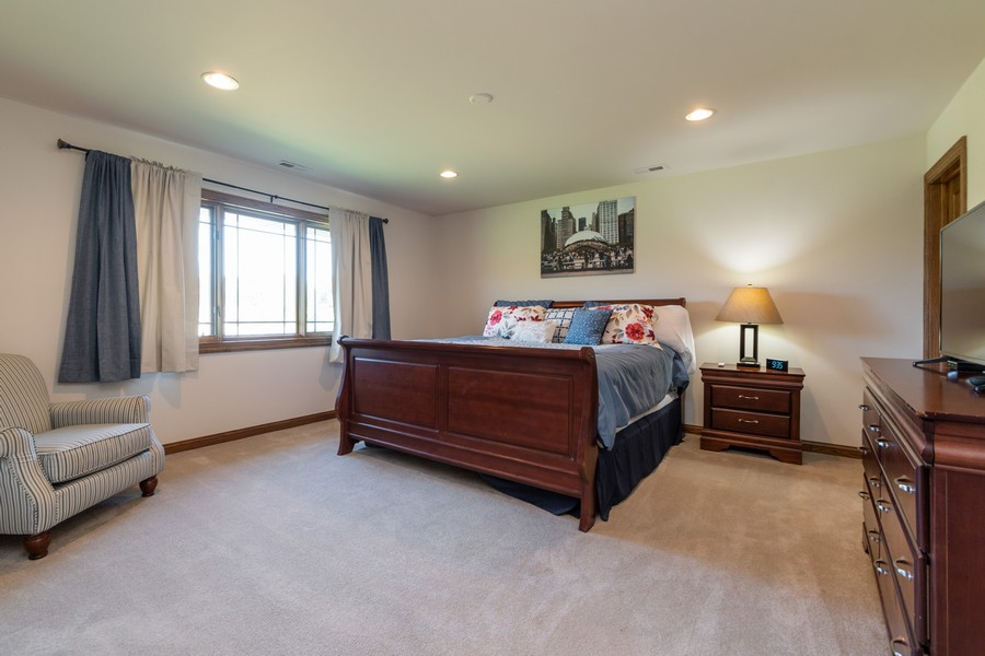 Real Estate Photography - 5336 175th Street, Tinley Park, IL, 60477 - 3rd Bedroom
