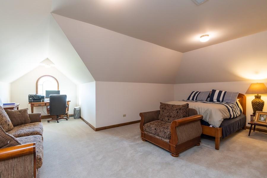 Real Estate Photography - 5336 175th Street, Tinley Park, IL, 60477 - Bonus Room