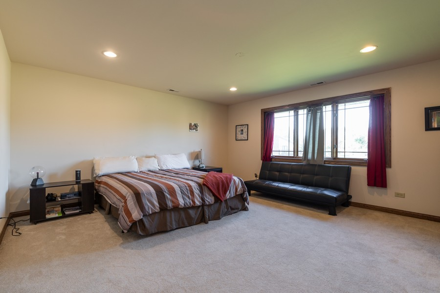 Real Estate Photography - 5336 175th Street, Tinley Park, IL, 60477 - 4th Bedroom