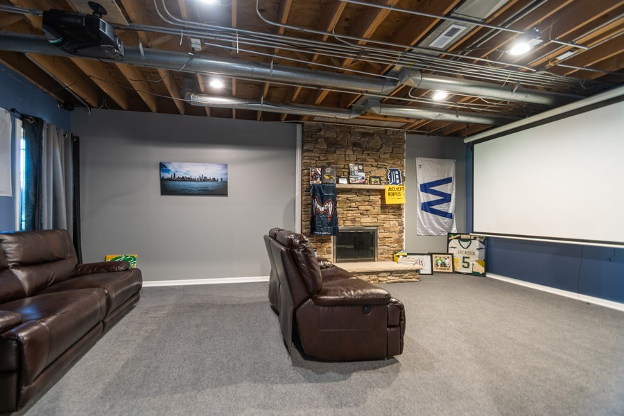 Real Estate Photography - 5336 175th Street, Tinley Park, IL, 60477 - Basement