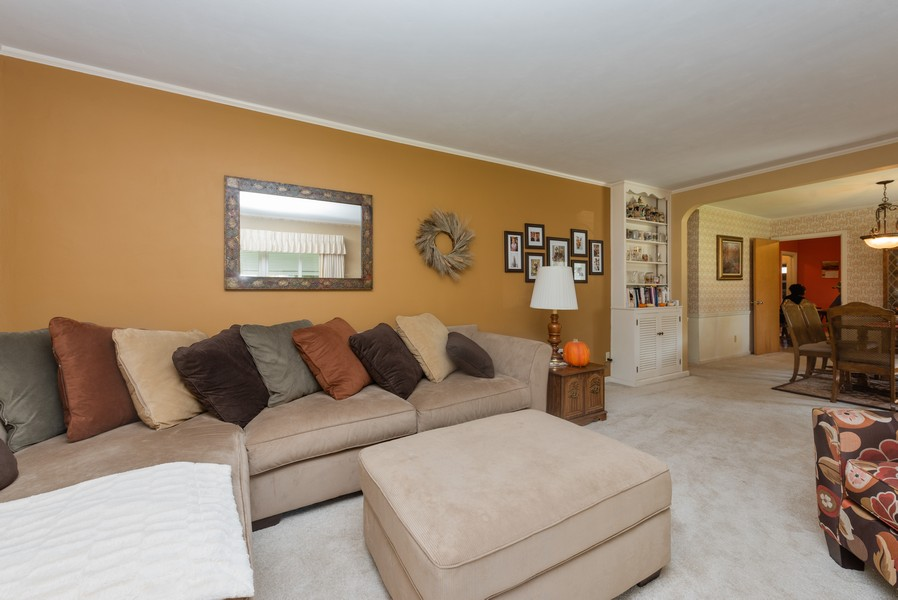 Real Estate Photography - 288 Wisconsin Street, Mayville, WI, 53050 - Living Room