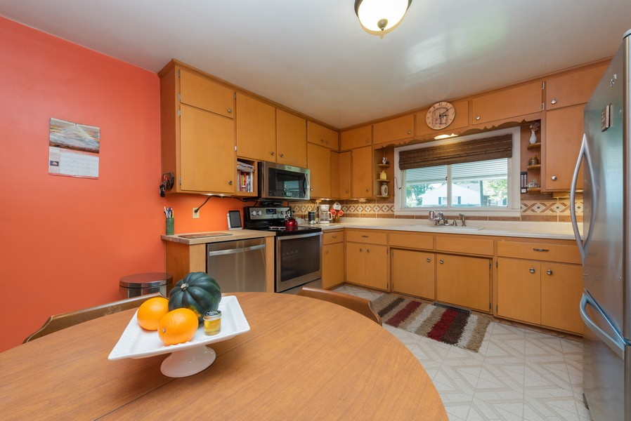 Real Estate Photography - 288 Wisconsin Street, Mayville, WI, 53050 - Kitchen