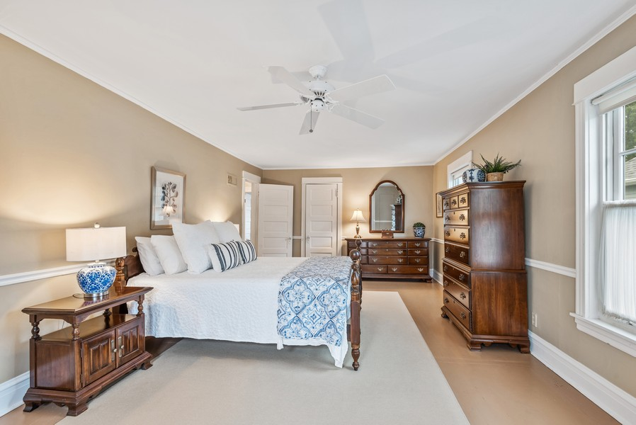 Real Estate Photography - 1621 Lake Ave., Wilmette, IL, 60091 - Bedroom