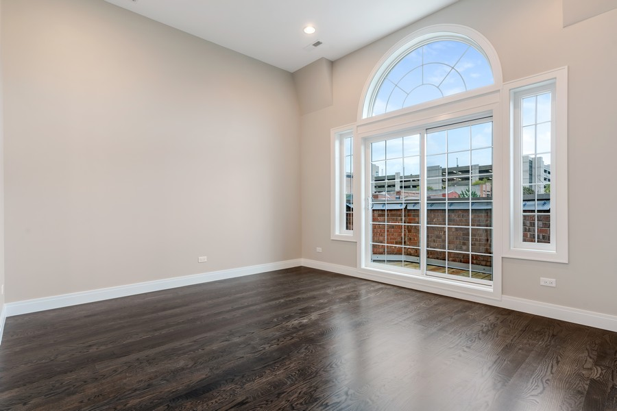 Real Estate Photography - 4959 S St Lawrence Ave, Chicago, IL, 60615 - 2nd Bedroom