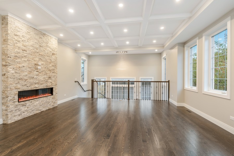 Real Estate Photography - 4959 S St Lawrence Ave, Chicago, IL, 60615 - Family Room