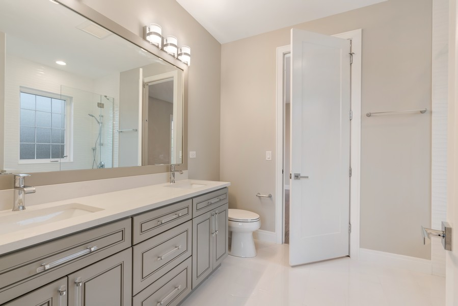 Real Estate Photography - 4959 S St Lawrence Ave, Chicago, IL, 60615 - 2nd Bathroom