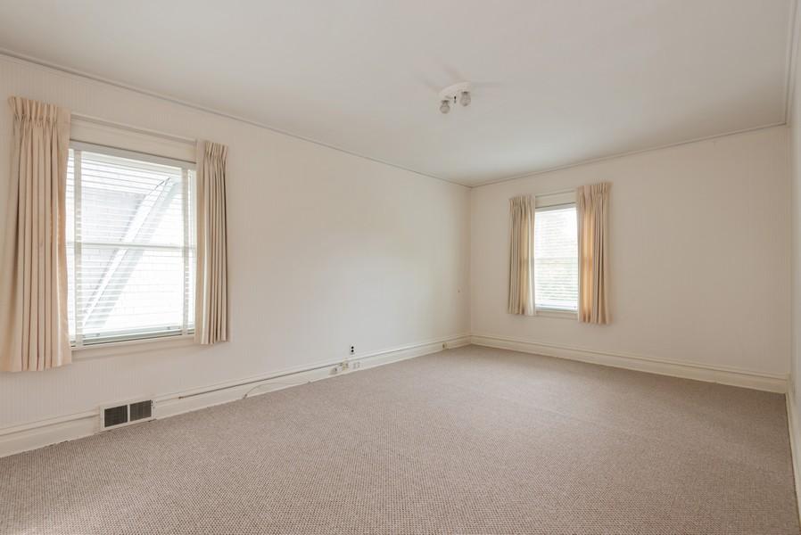 Real Estate Photography - 2329 Ridge, Evanston, IL, 60201 - Bedroom
