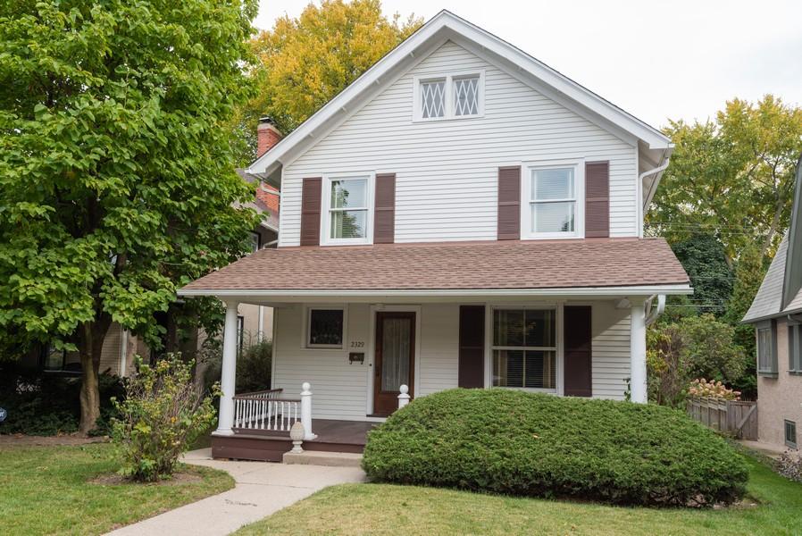 Real Estate Photography - 2329 Ridge, Evanston, IL, 60201 - Front View