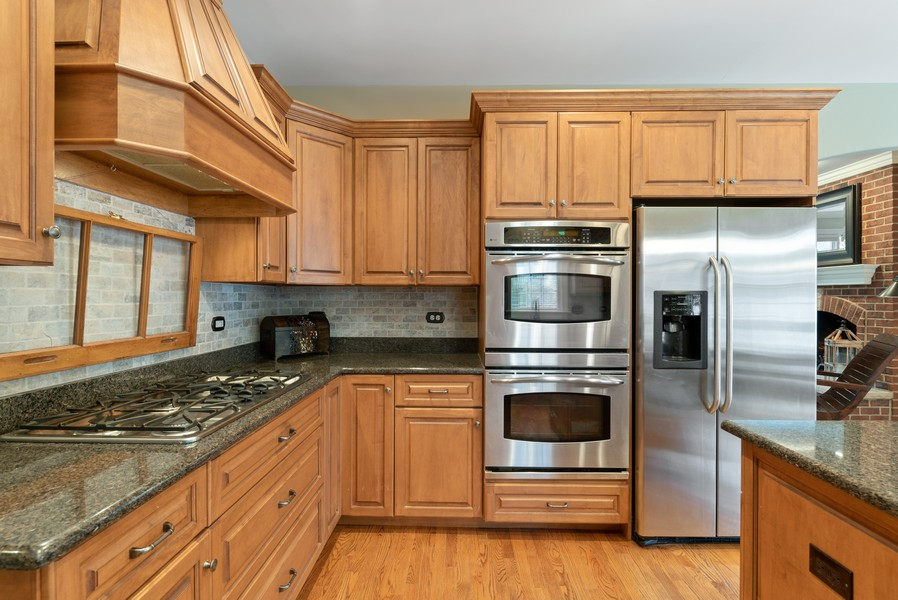 Real Estate Photography - 827 N. Princeton, Arlington Heights, IL, 60004 - Kitchen