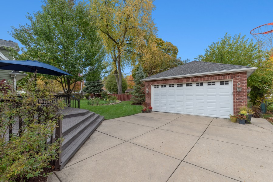 Real Estate Photography - 827 N. Princeton, Arlington Heights, IL, 60004 - Garage