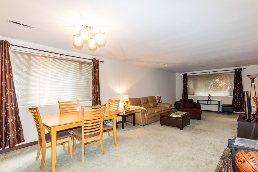 Real Estate Photography - 8133 South Prairie Avenue, Chicago, IL, 60619 - Living Room/Dining Room