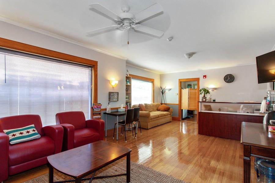 Real Estate Photography - 3400 S Harlem, Berwyn, IL, 60402 - Living Room