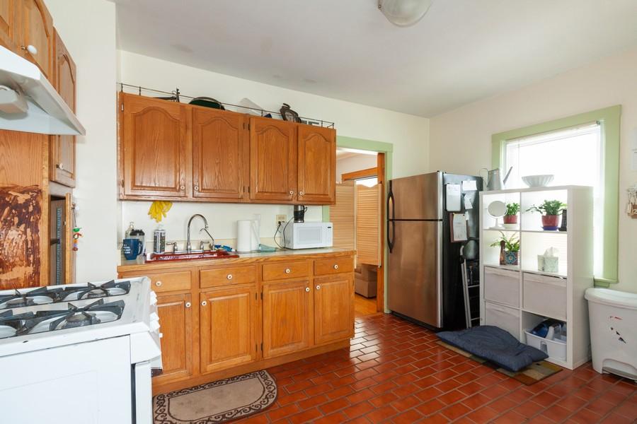 Real Estate Photography - 3400 S Harlem, Berwyn, IL, 60402 - Kitchen