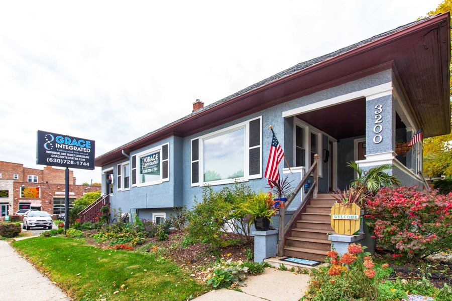 Real Estate Photography - 3400 S Harlem, Berwyn, IL, 60402 - Front View