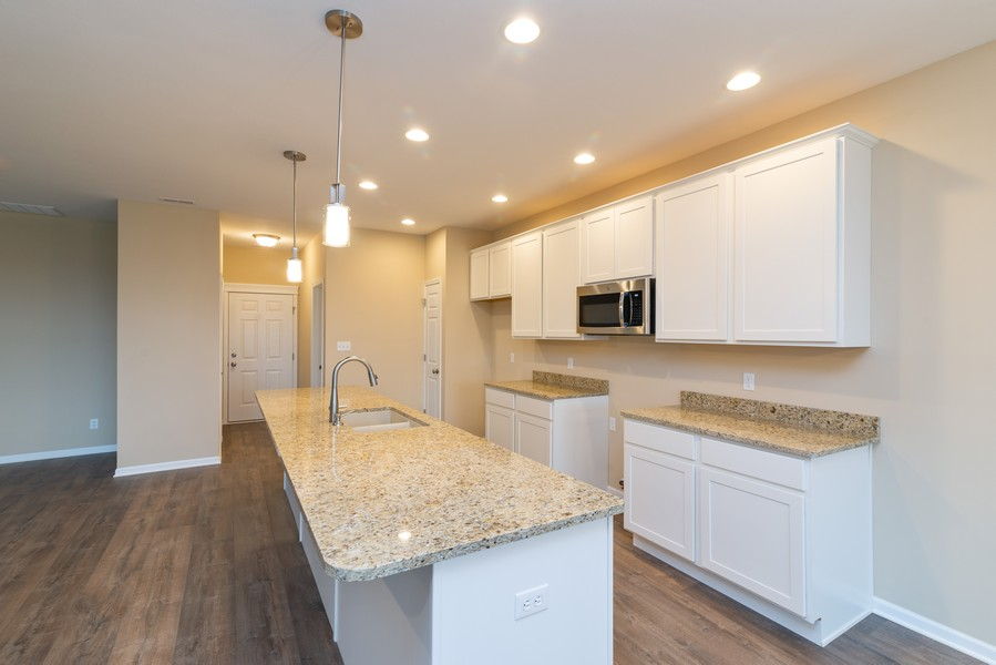 Real Estate Photography - 9228 Mill Creek Rd, Cedar Lake, IN, 46303 - Kitchen