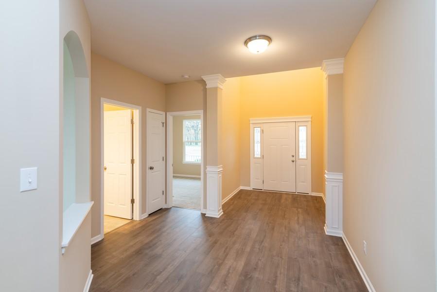 Real Estate Photography - 9228 Mill Creek Rd, Cedar Lake, IN, 46303 - Foyer