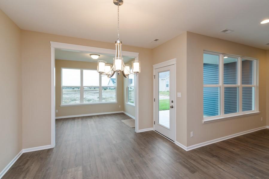 Real Estate Photography - 9228 Mill Creek Rd, Cedar Lake, IN, 46303 - Sun Room