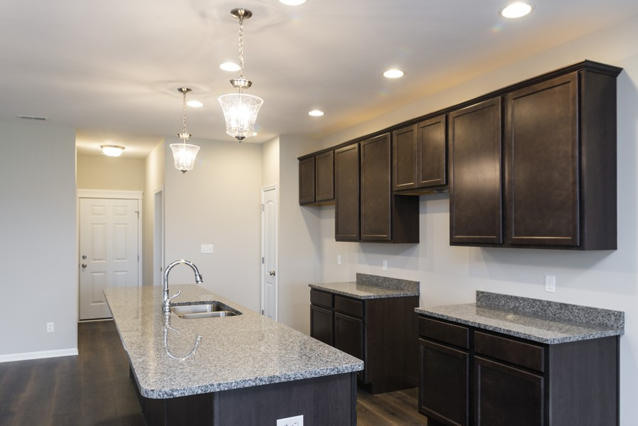 Real Estate Photography - 9285 Mill Creek Rd, Cedar Lake, IN, 46303 - Kitchen