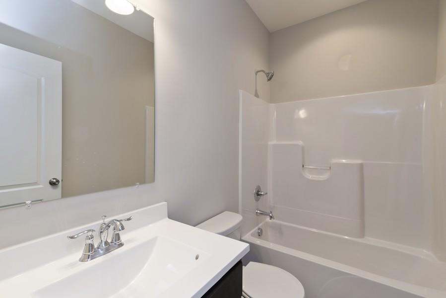 Real Estate Photography - 9285 Mill Creek Rd, Cedar Lake, IN, 46303 - 2nd Bathroom