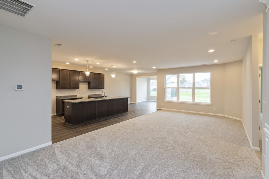 Real Estate Photography - 9285 Mill Creek Rd, Cedar Lake, IN, 46303 - Kitchen / Dining Room